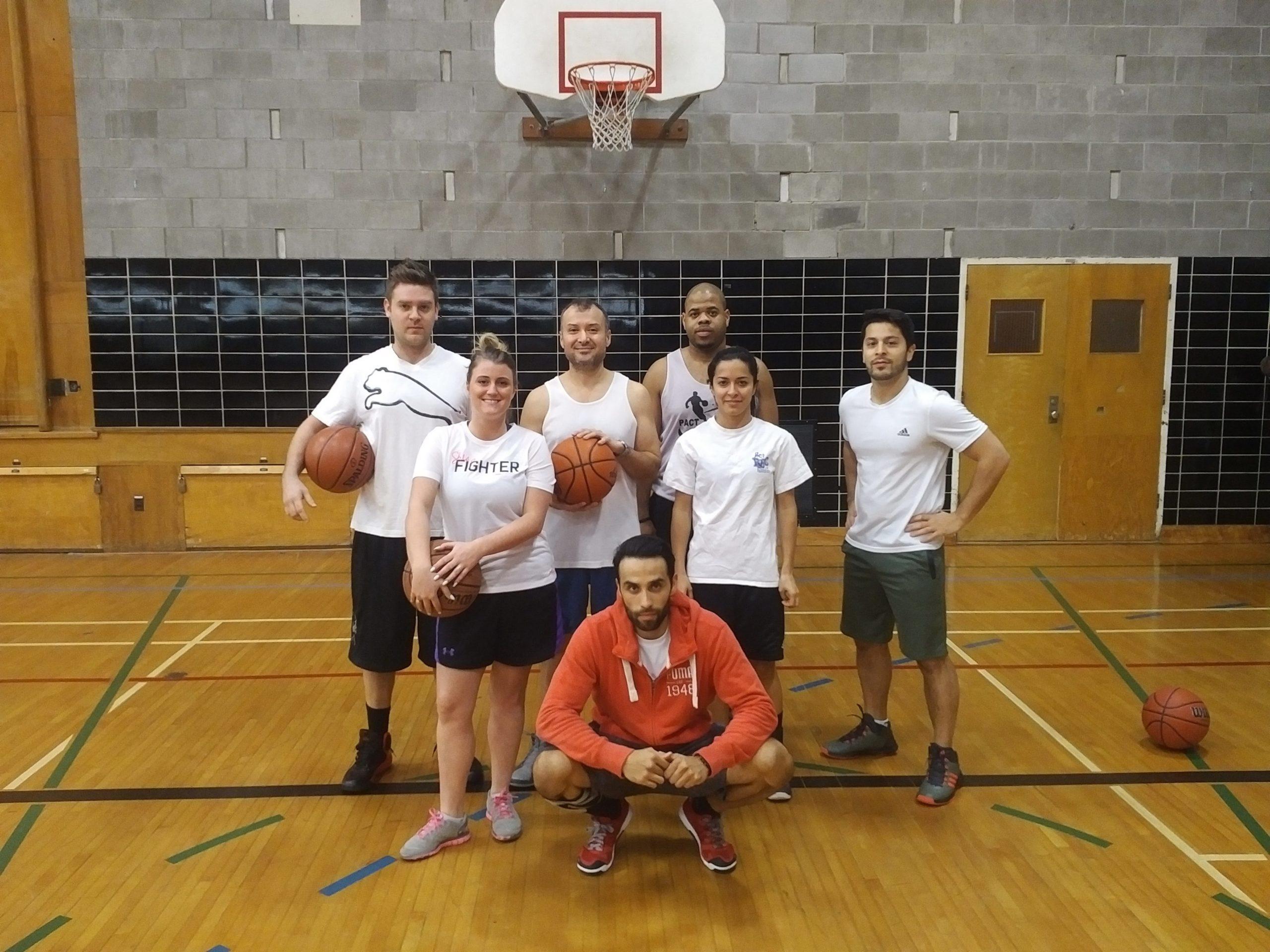 Basketball - Team Monstars-min