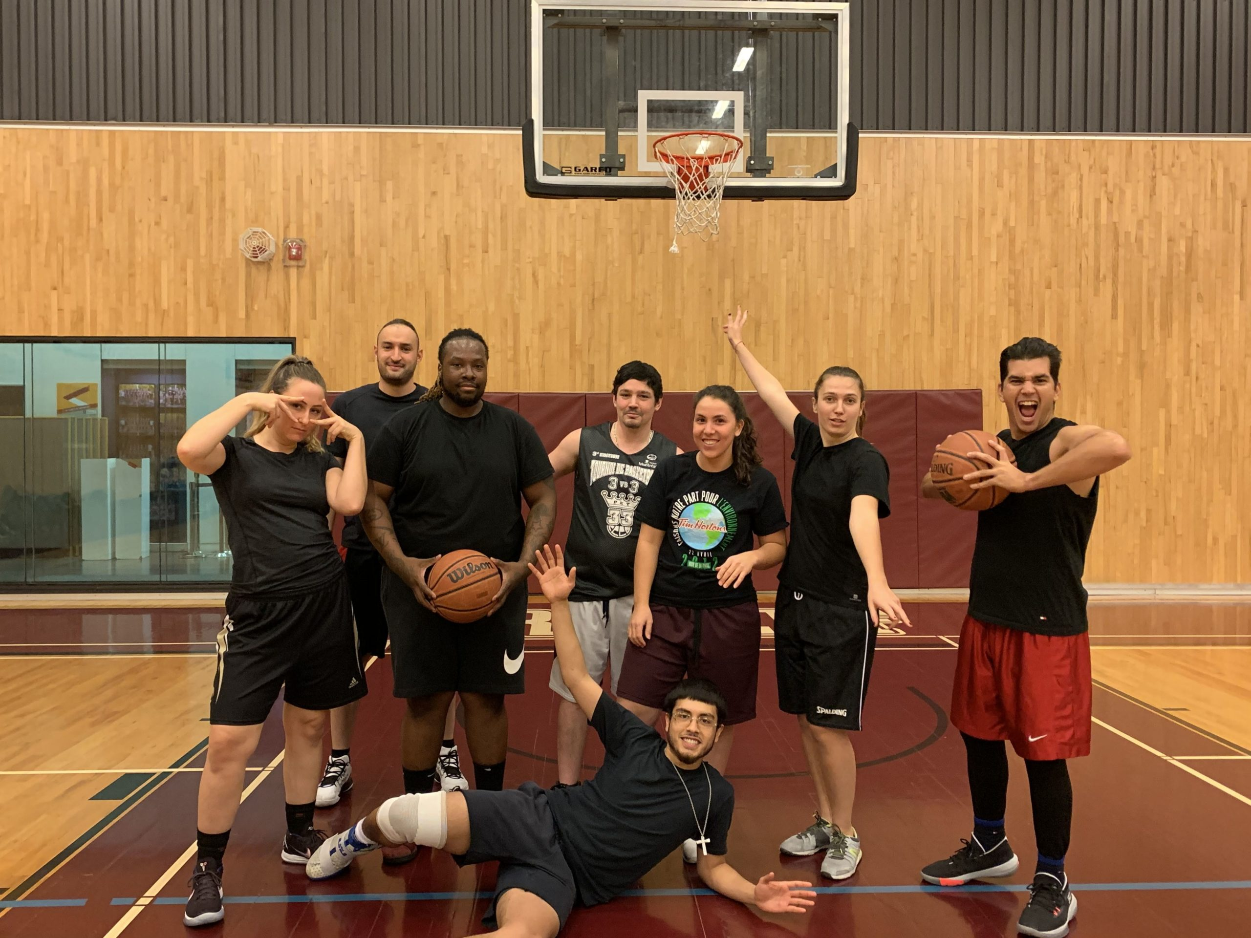 Basketball - Team Photo-min