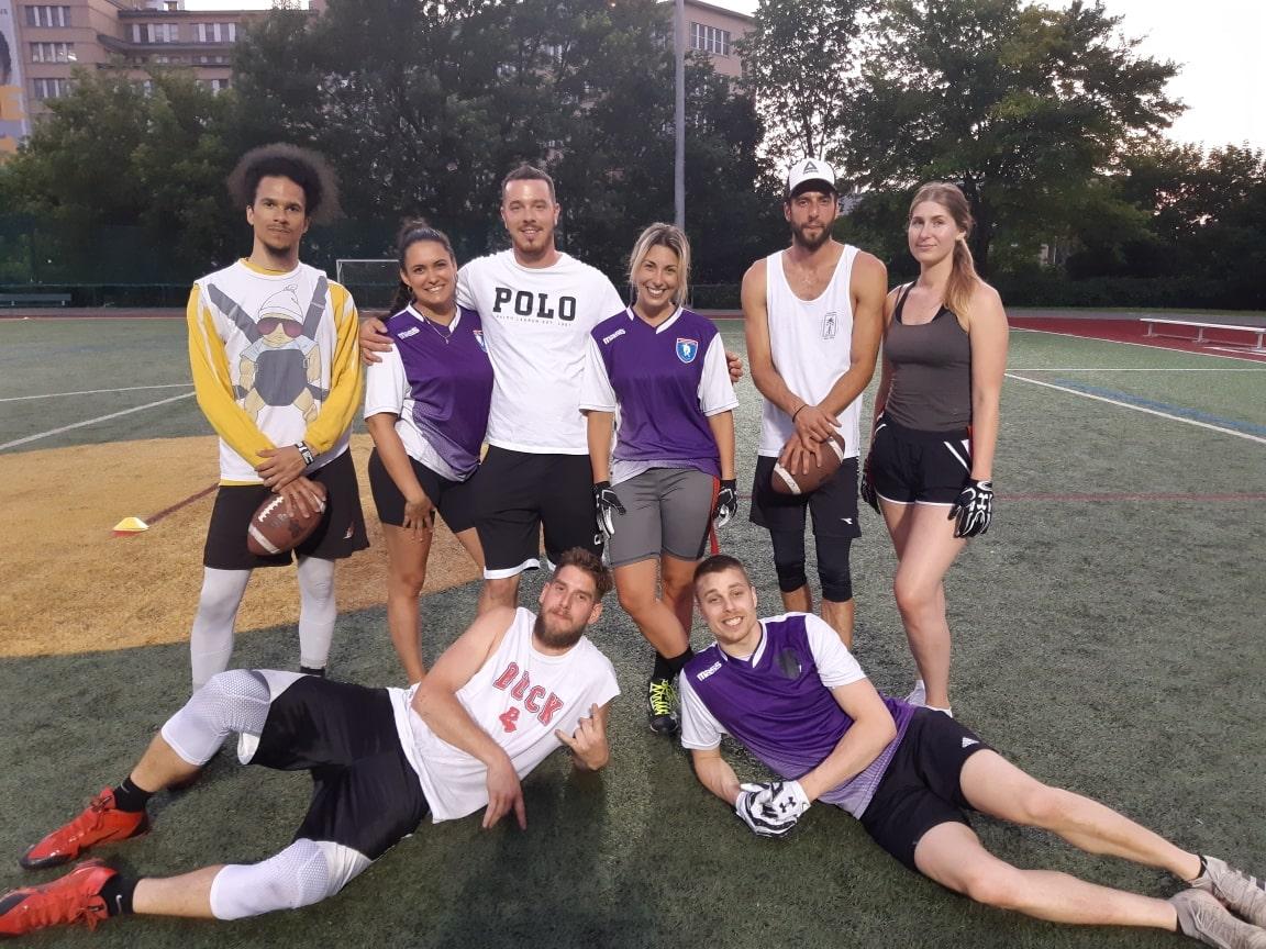 Flag Football - Team Bagalous-min